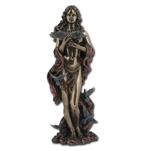 Aphrodite Greek Roman Goddess of Love Statue