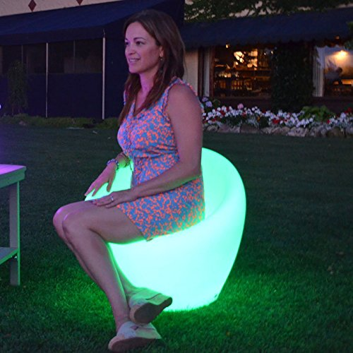 LED Illuminated Chair for Sale