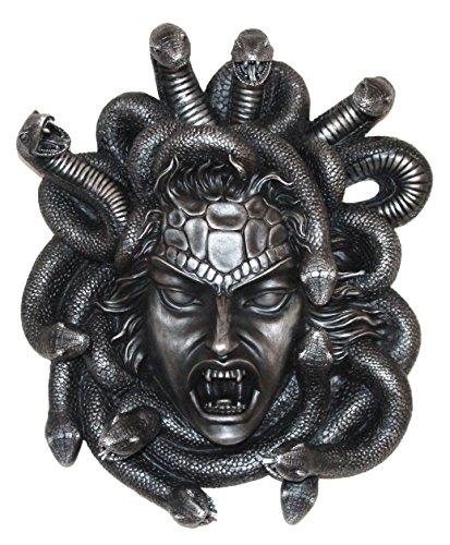 Impressive Medusa Wall Statue