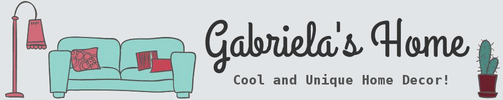 Gabriela's Home header image