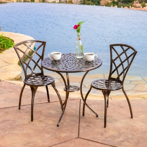 Affordable 3-piece Bistro Set
