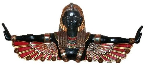 Egyptian Goddess Wall Sculpture