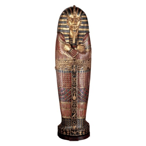 King Tut Tutankhamen Life-size Sarcophagus for Sale