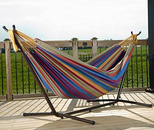Brazilian style hammocks