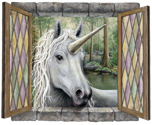 Gorgeous Unicorn Wall Sticker
