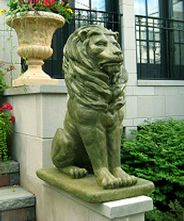 best stone garden sculptures for sale