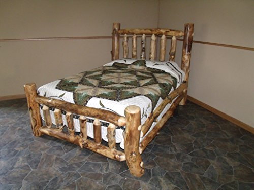 Rustic Log Beds for Sale