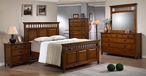 Very Cool 5-Pc Eco-Friendly King Bedroom Set