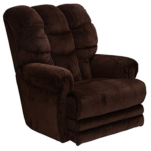 Oversized Power Lay Flat Recliner