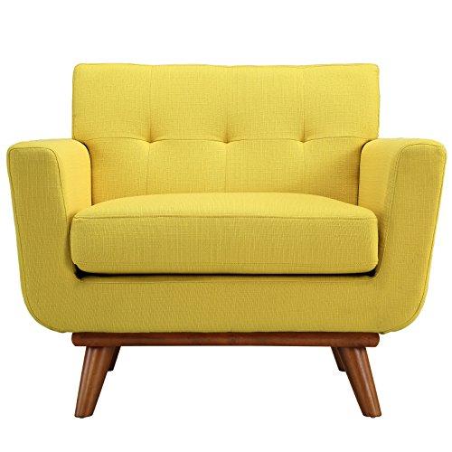 Sunny Yellow Armchair
