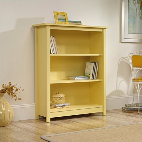 Melon Yellow Bookcase