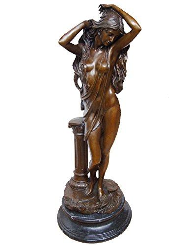 Nude Female Bronze Statue
