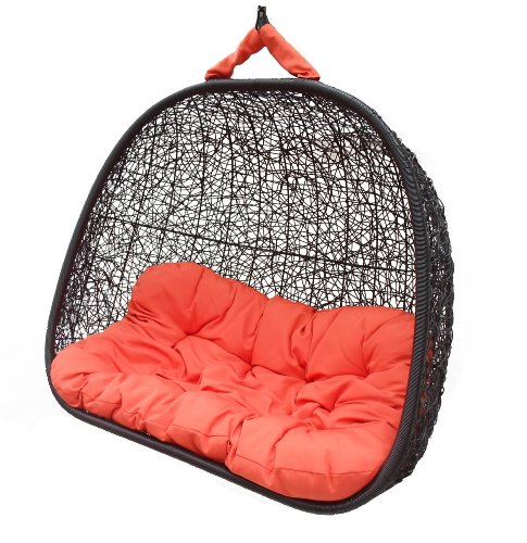Large Outdoor Hanging Chair for Two People