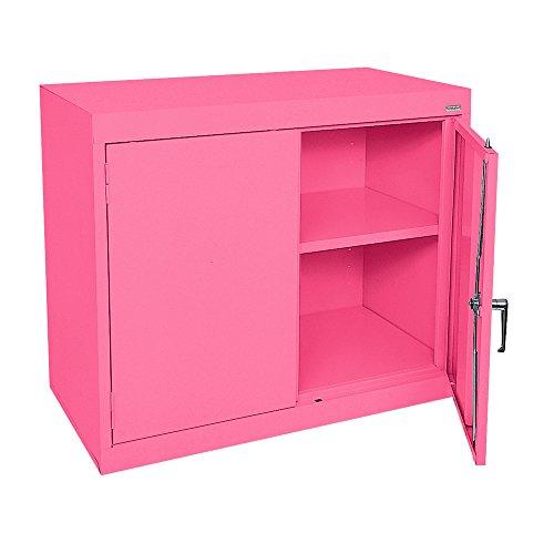Pink Storage Cabinet,