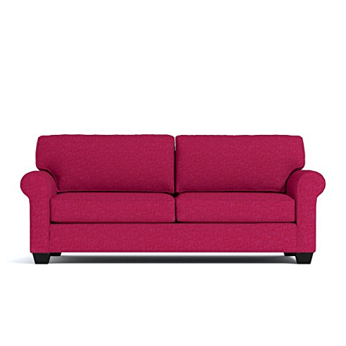 Classic Pink Couch for Sale