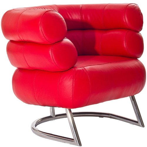 modern red furniture