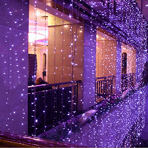 Fun Purple Lights