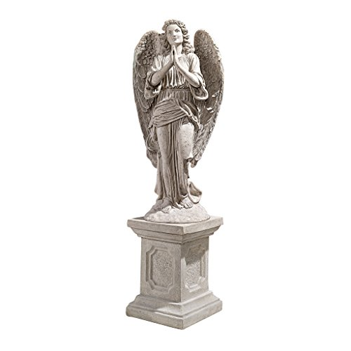 Praying Angel Garden Statue