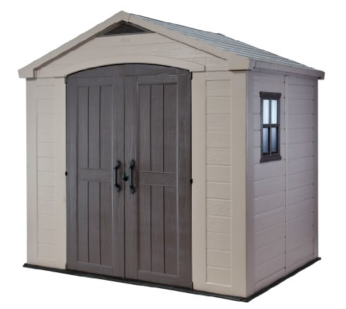 Outdoor Backyard Garden Storage Shed