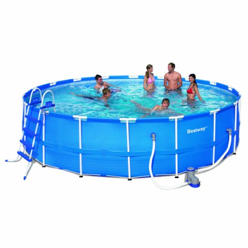 Steel Frame Large Swimming Pool for the Kids