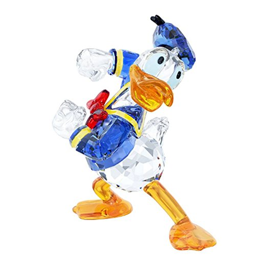 Cute Donald Duck Crystal Figurine