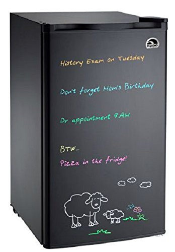 Cool Mini Fridge Write on & Erase