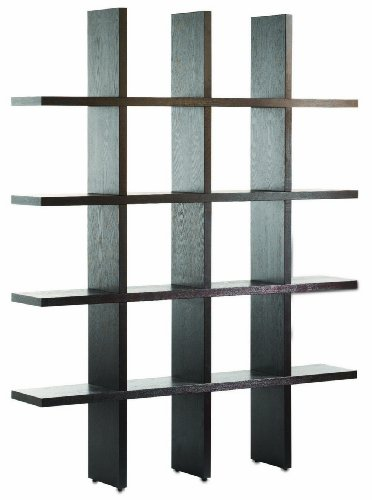 Unique Tic Tac Toe Design Tall Bookcase