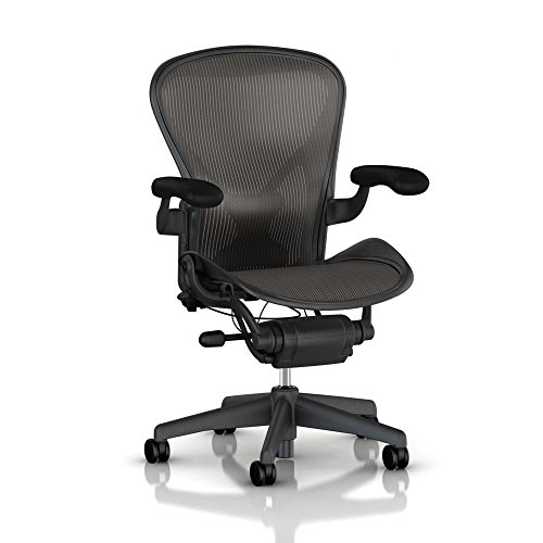 Best Home Office Chair with Adjustable Graphite Frame