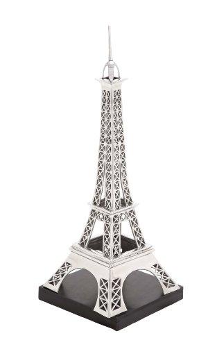 Aluminum Eiffel Tower Statue