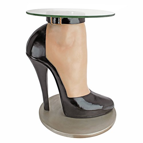 Stylish High Heel Shoe Accent Table
