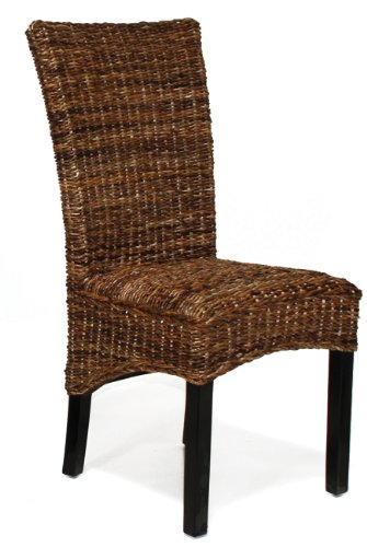Cute Rattan Side Chair