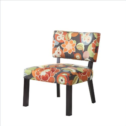 Cute Floral Chairs