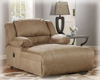 Large Reclining Chaise Lounge