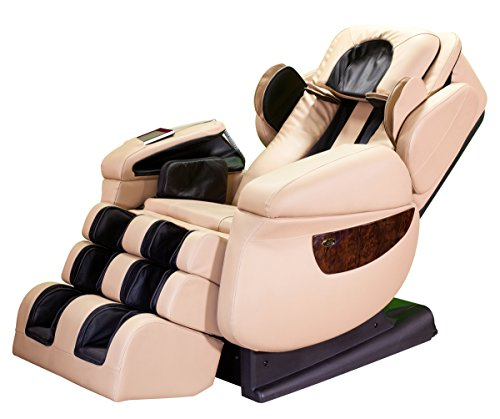 iRobotics 7 Medical Massage Chair, Cream
