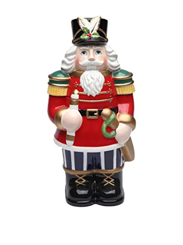 Beautiful Nutcracker Cookie Jar
