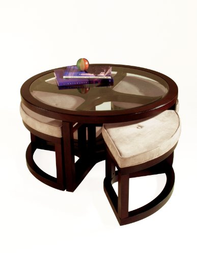 cocktail tables with stools