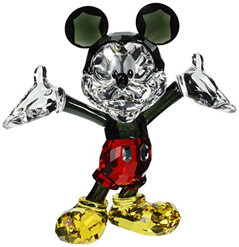 Swarovski Disney Mickey Mouse Figurine