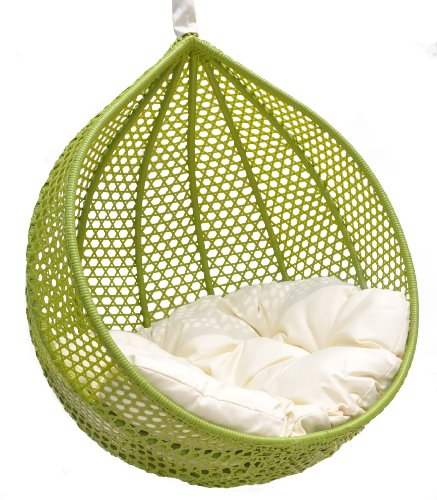 Cool Hanging Chair Green