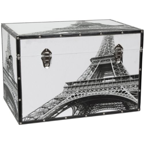 Unique Eiffel Tower Trunk