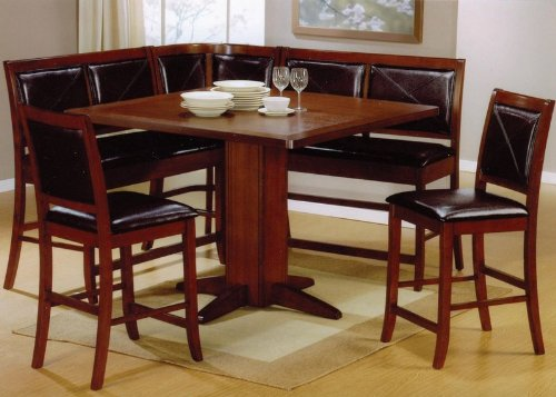 Fancy Dining Room Booth Set