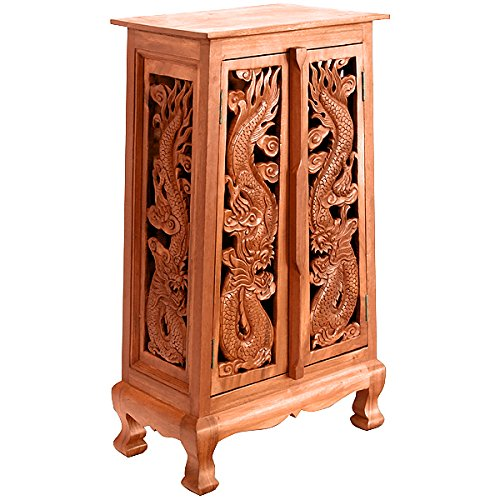 Chinese Dragons Storage Cabinet