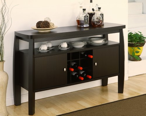 Cute Dining Buffet, Dark Espresso