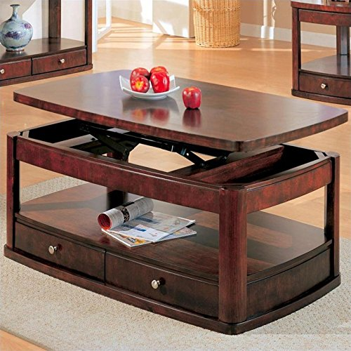 High Quality Lift Top Coffee Table with Storage