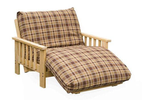 Cute Twin Lounger Chair Bed
