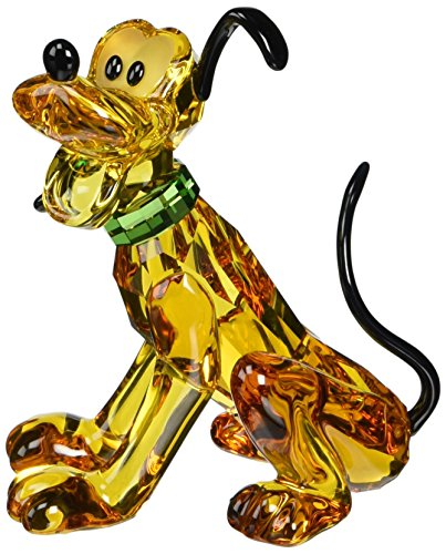 Fun Swarovski Disney Pluto Figurine