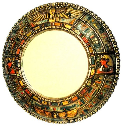 Beautiful Classic Egyptian Collectible Mirror