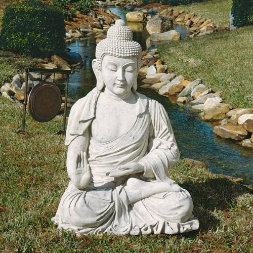Giant Buddha Monument Sized Garden Statue
