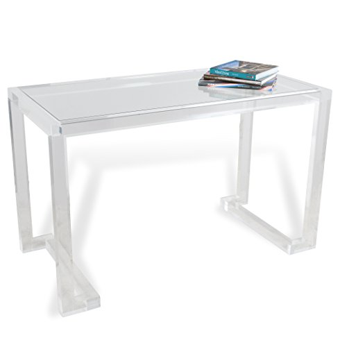 Transparent Acrylic Desk