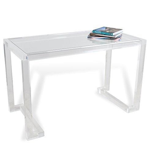 Transparent Acrylic Desk