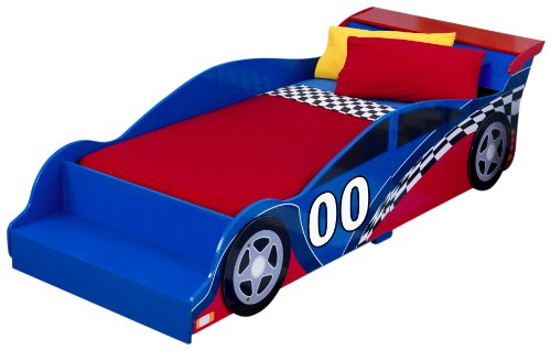 Cool Race Car Toddler Bed